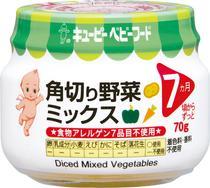 角切り野菜ミックス