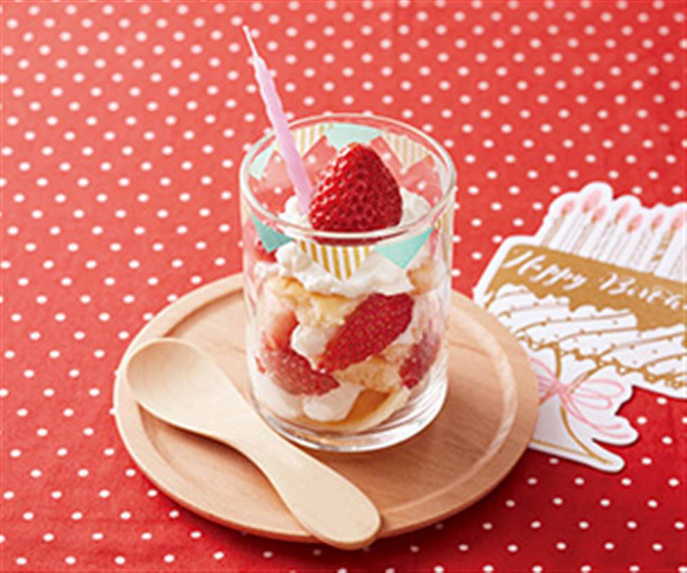 グラスケーキ