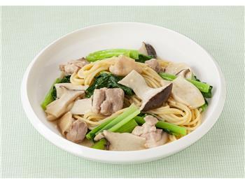 小松菜の基本情報   素材と料理の基本   とっておきレシピ ...