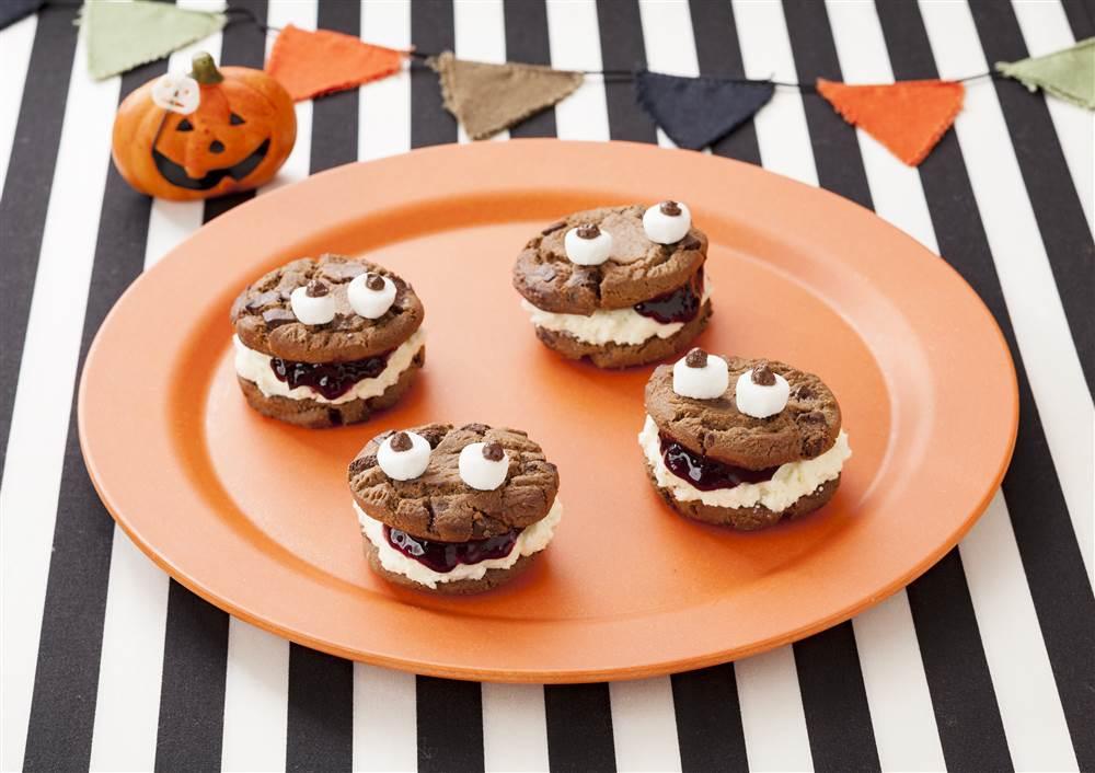 写真:モンスターチョコクッキー
