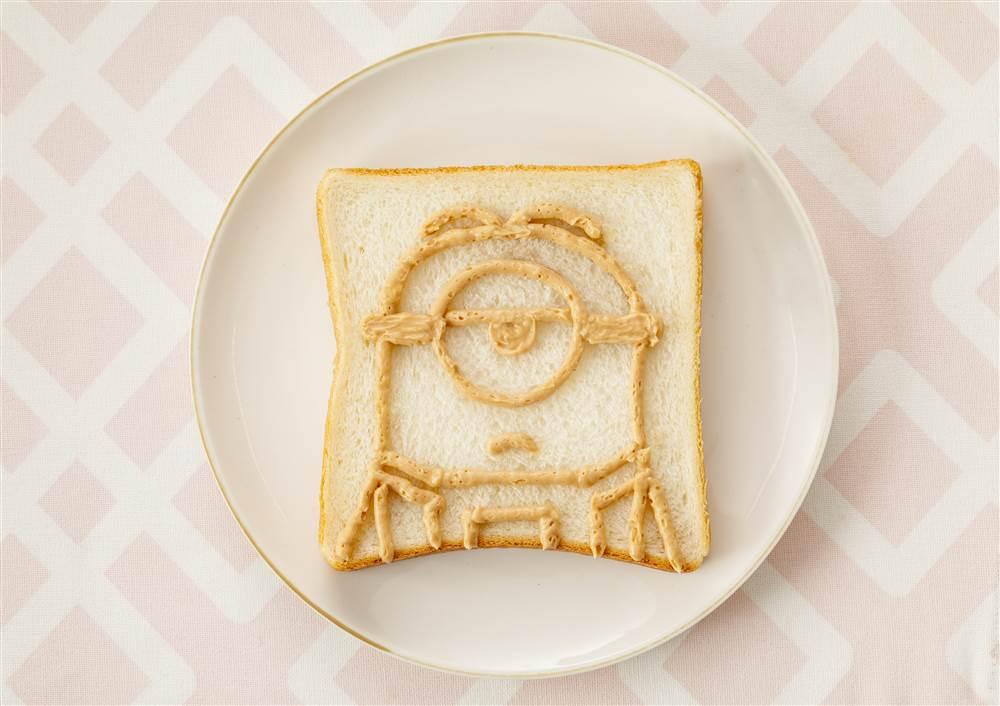 写真:お絵かきパン スチュアート
