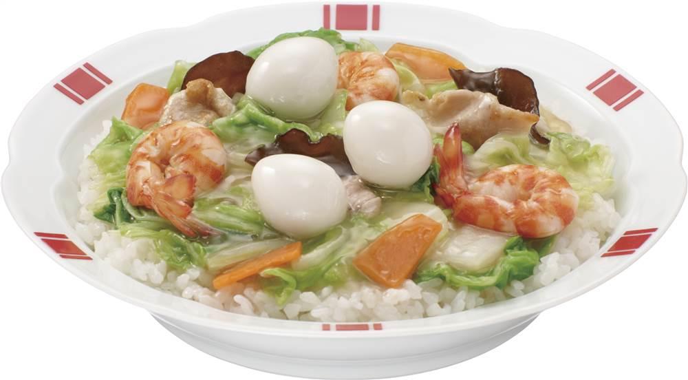 写真:中華丼
