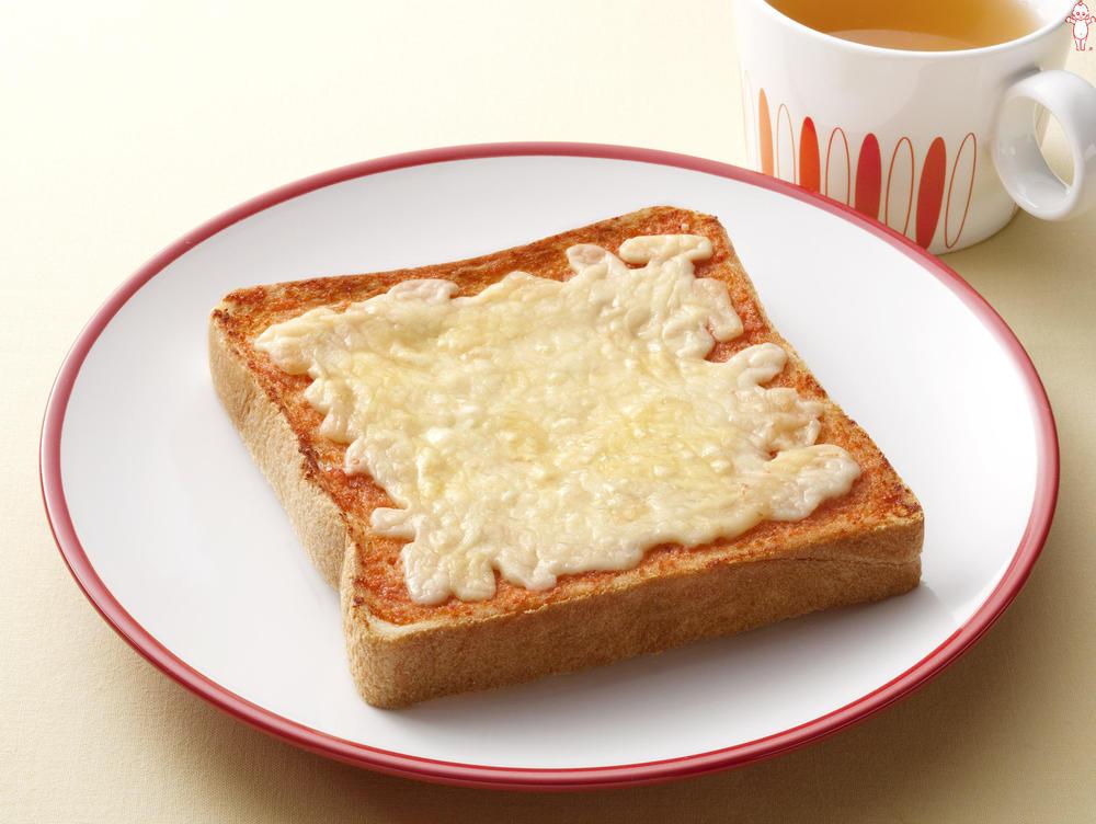写真:明太子チーズトースト