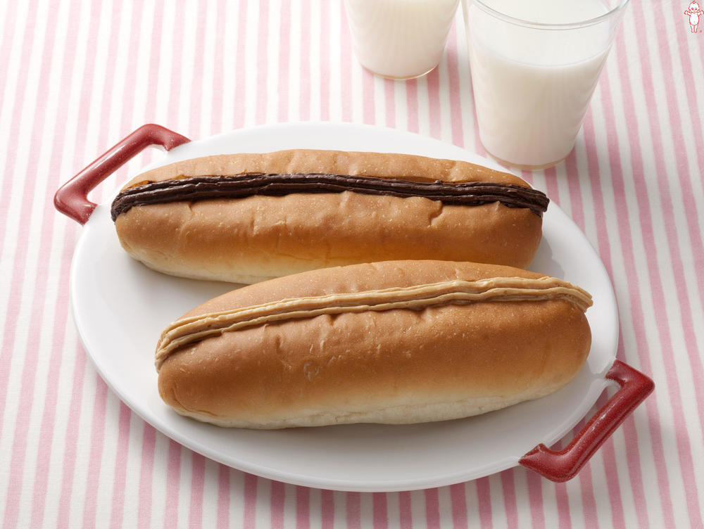 写真:ホイップドッグパン