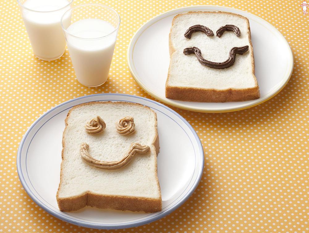 写真:ニコニコお絵かきパン