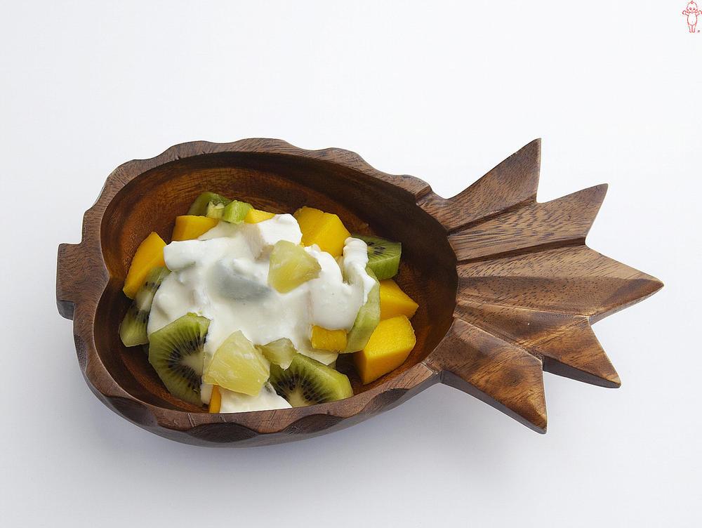 写真:トロピカルフルーツサラダ