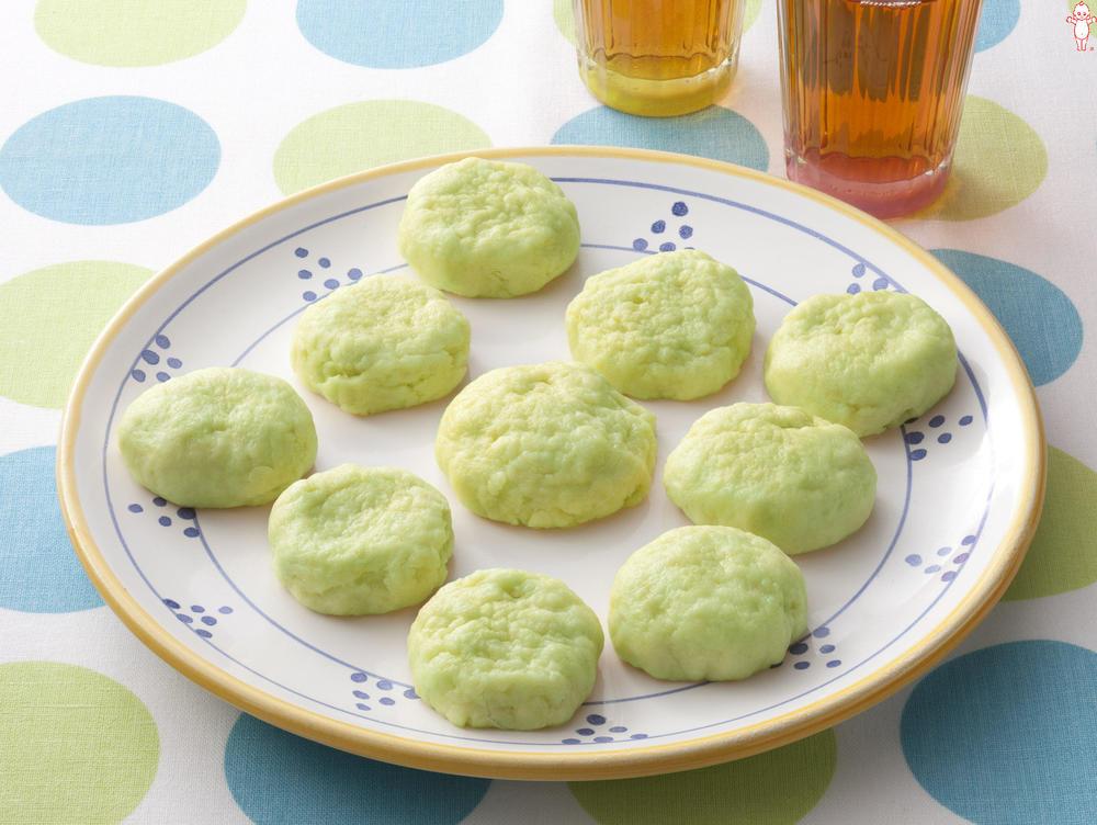 写真:メロンパン風 ソフトクッキー