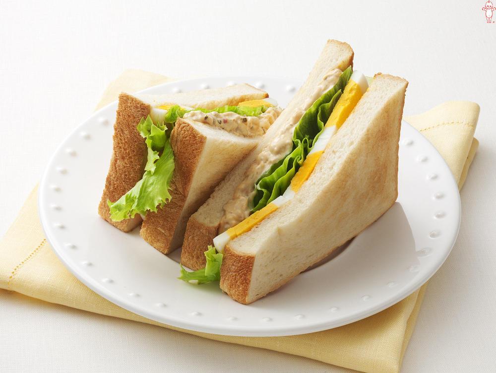 写真:てりやき卵サンド