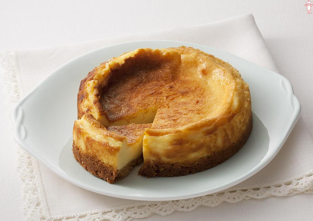 写真:ベイクドマヨチーズケーキ