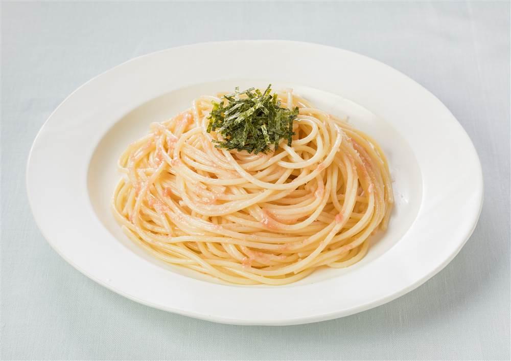 写真:たらこスパゲッティ