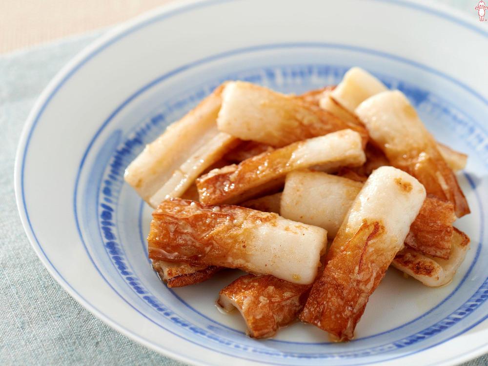 写真:ちくわのピリッとマヨネーズ炒め