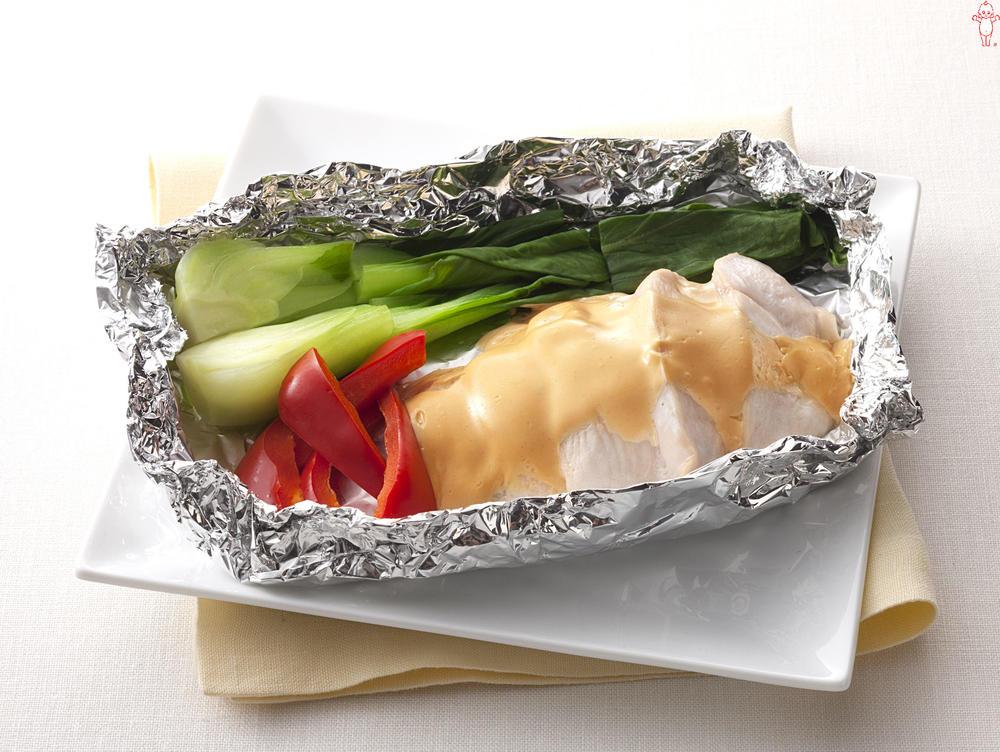 写真:オーブントースターでかんたん!鶏むね肉のオイスターマヨ焼き