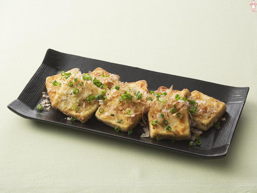 写真:マヨネーズでかんたん!揚げ出し豆腐風