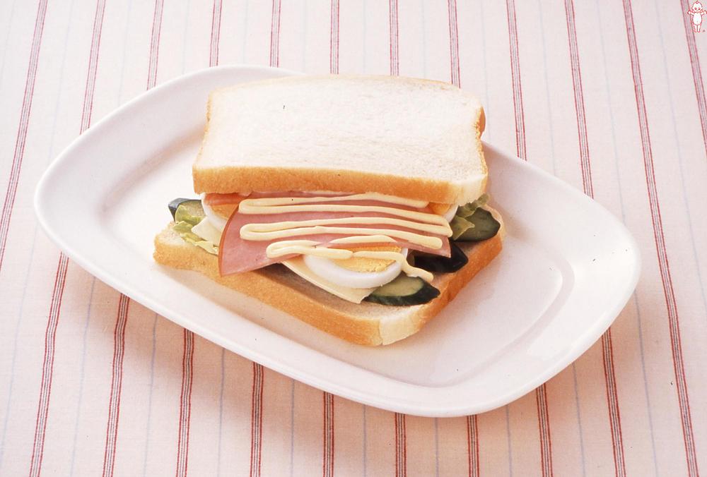 写真:サンドイッチ
