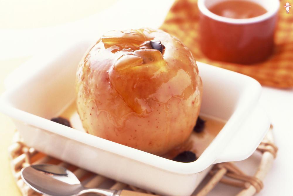 写真:あったかりんご オレンジママレード風味