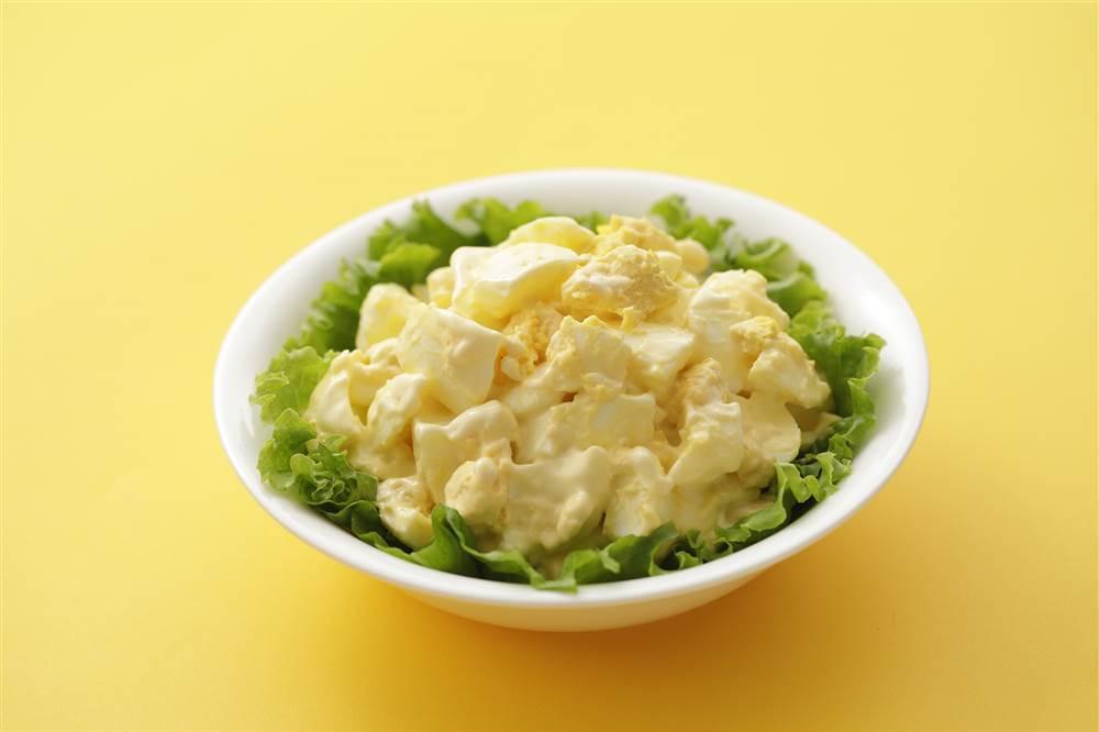 写真:たまごサラダ