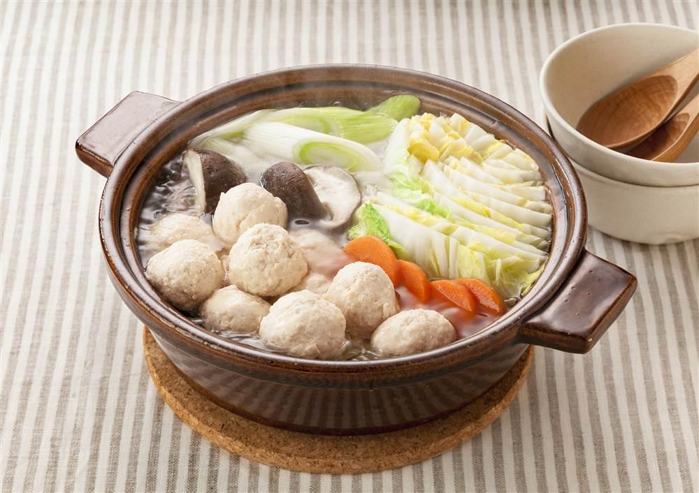 鍋 とり 団子 レシピ