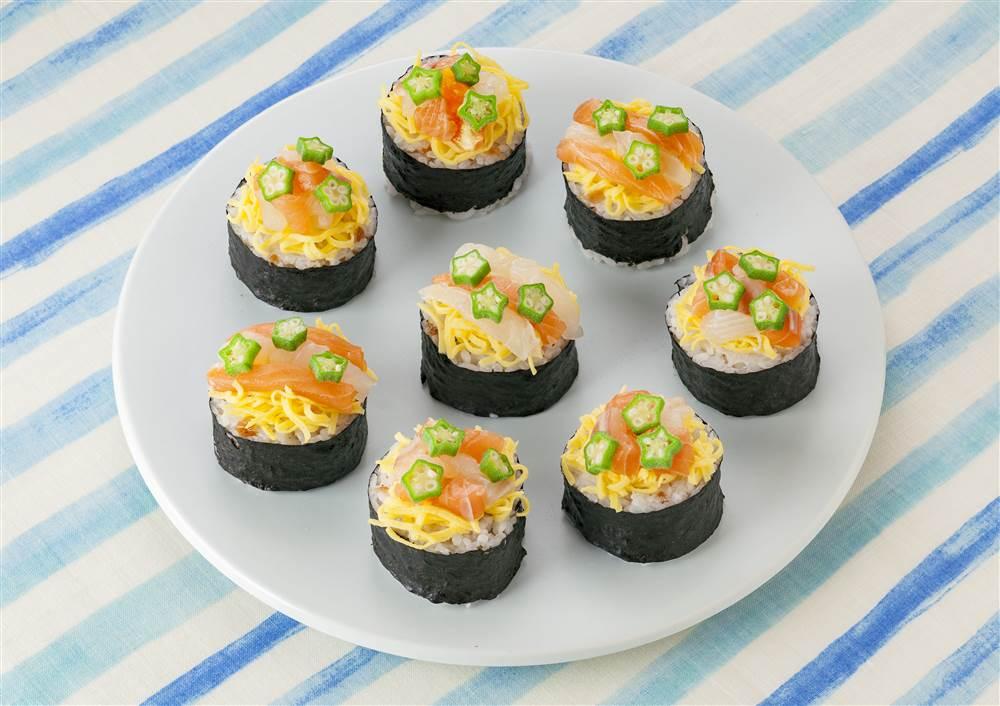 写真:梅香る海鮮寿司