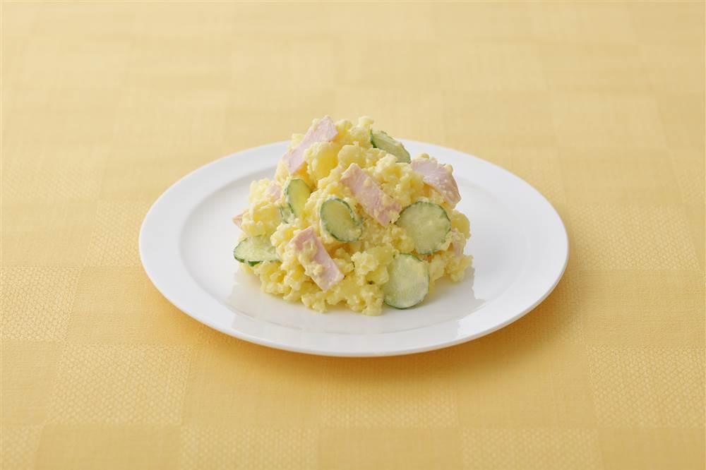 写真:かんたんポテトサラダ