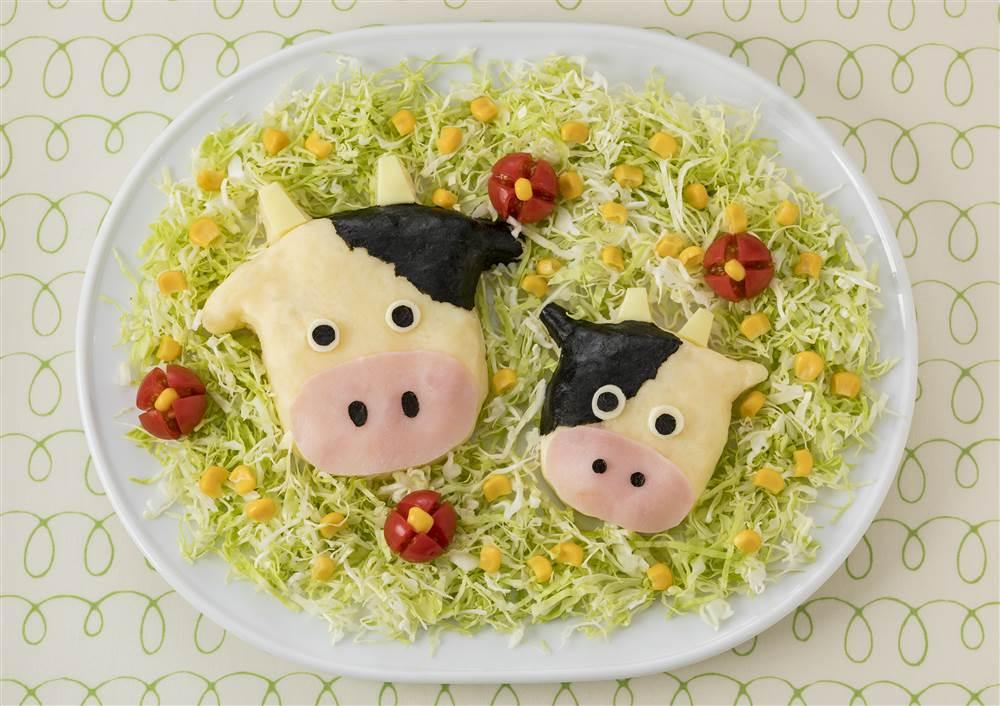 写真:うしのポテトサラダ