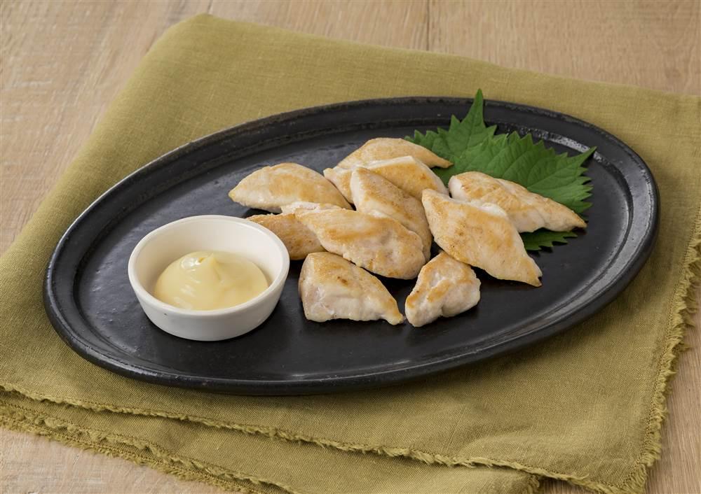 写真:鶏ささみの燻製マヨディップ