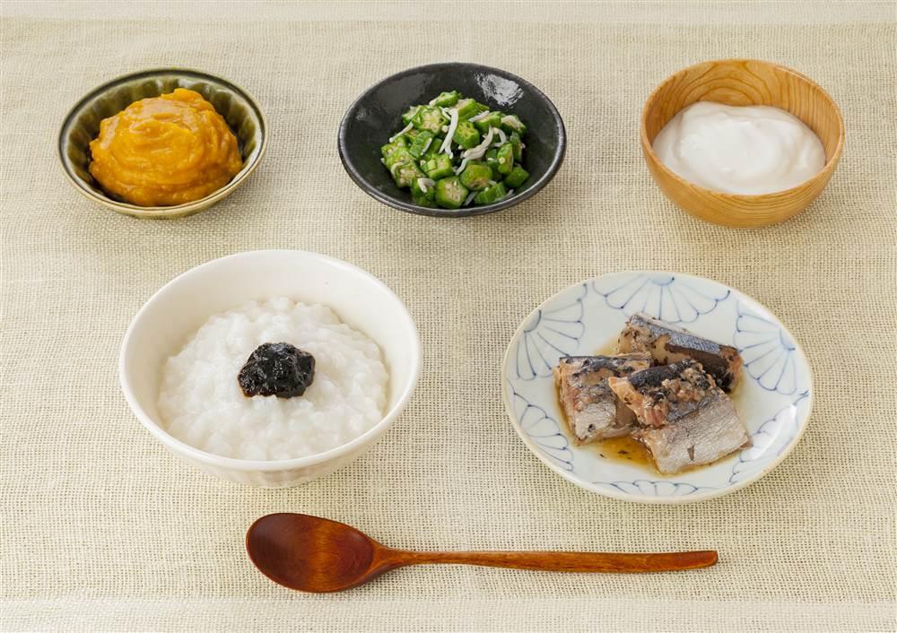 魚介の和定食 さんまの煮付け