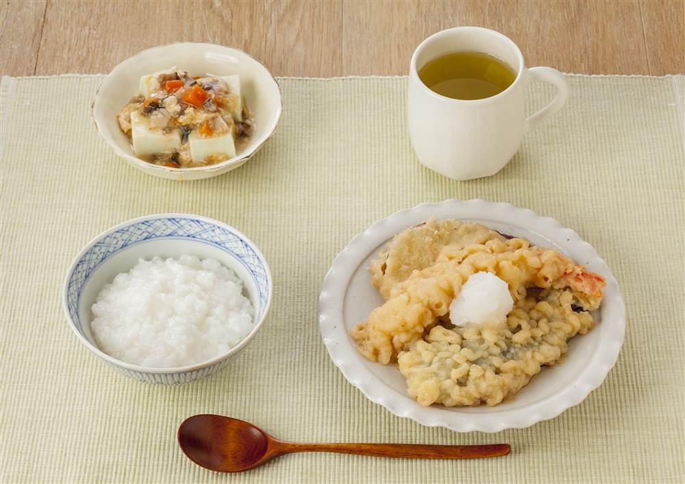 和定食 天ぷら