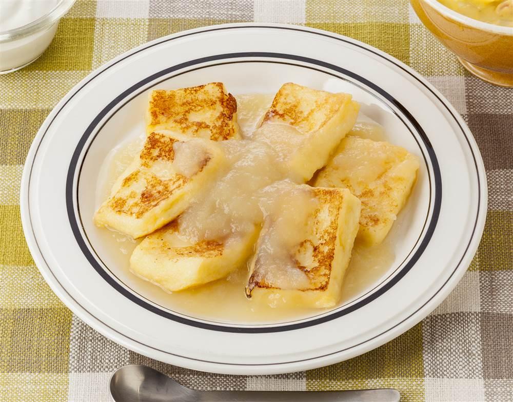 主食:フレンチトースト