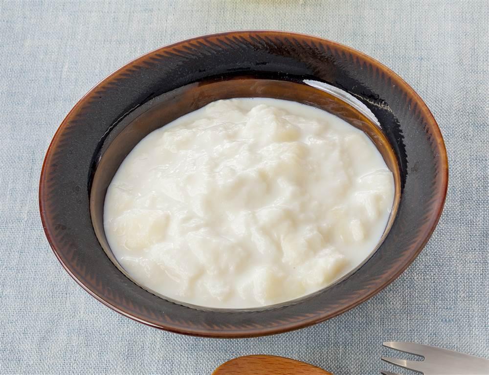 主食:パンがゆ