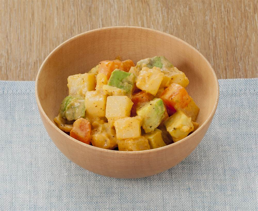 副菜:野菜サラダ
